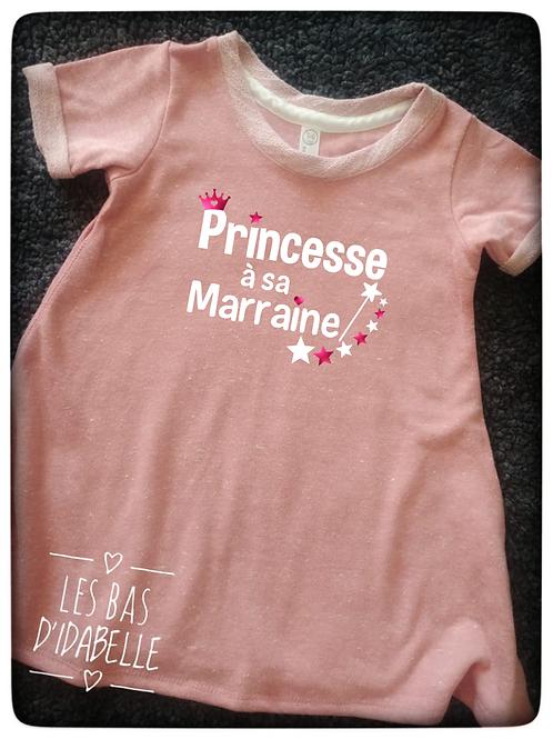 PRINCESSE À SA MARRAINE