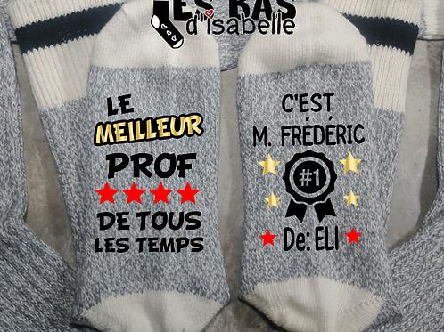 LE/LA MEILLEUR(E) PROF DE TOUS LES TEMPS