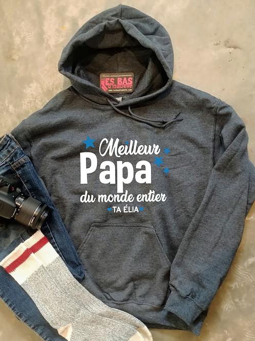 MEILLEUR PAPA DU MONDE SELON...