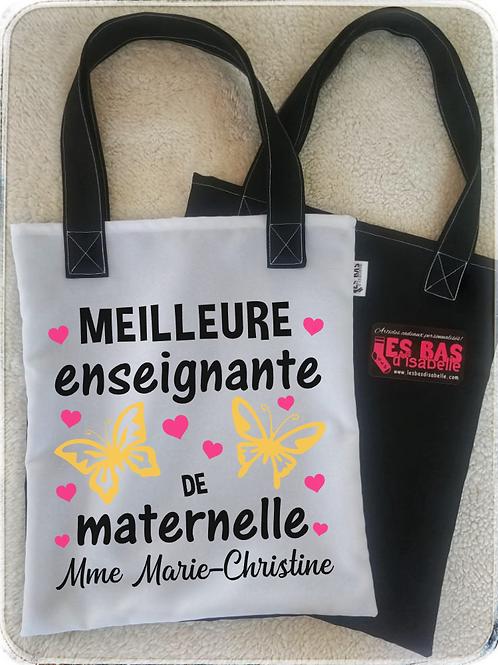 MEILLEURE ENSEIGNANTE DE MATERNELLE