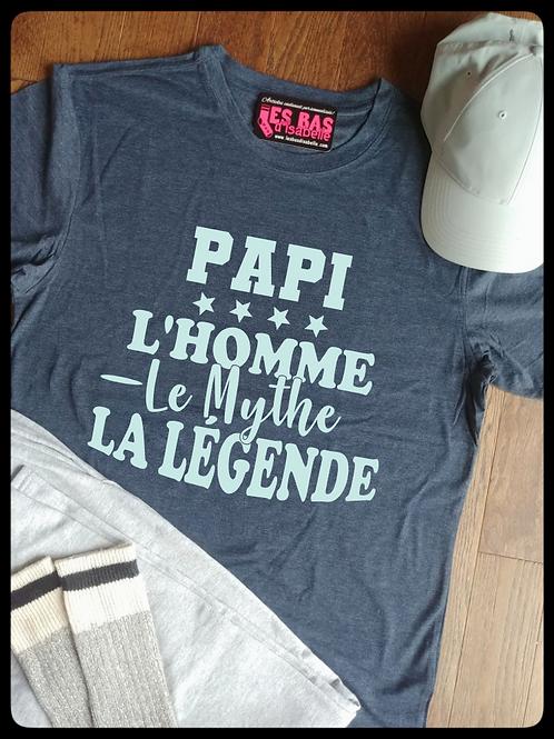 PAPI, L'HOMME, LE MYTHE, LA LÉGENDE