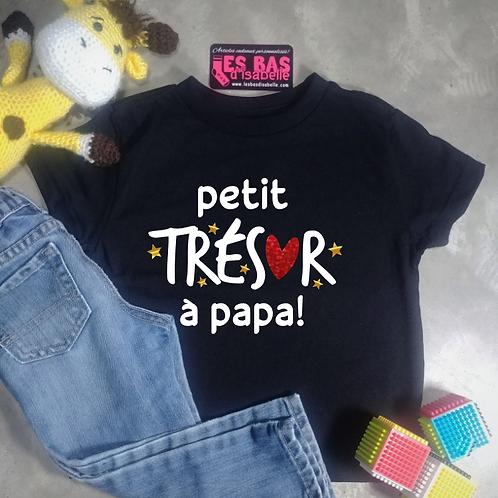 PETIT TRÉSOR À PAPA
