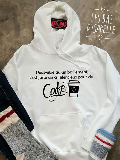 UN CRI SILENCIEUX POUR DU CAFÉ