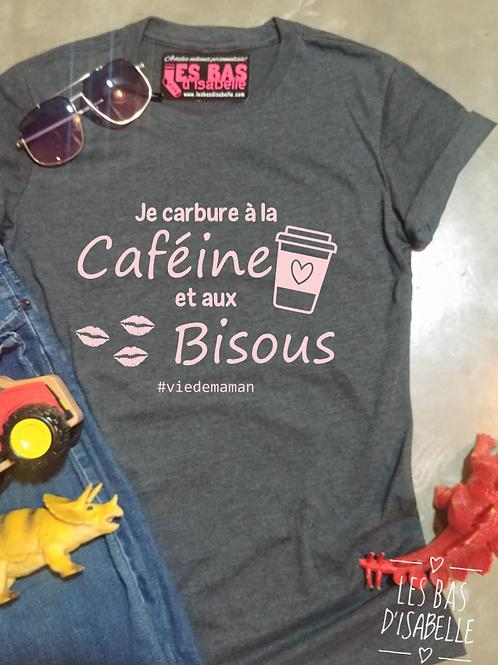 CAFÉINE ET BISOUS