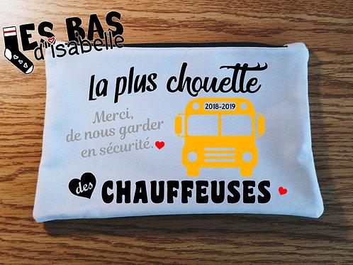 LA PLUS CHOUETTE DES CHAUFFEUSES