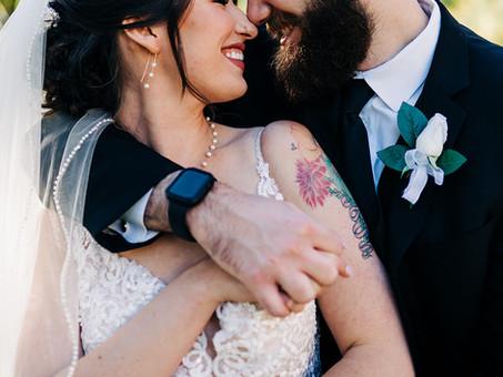 Wedding Story: Ashley & Taylor 11.14.2020