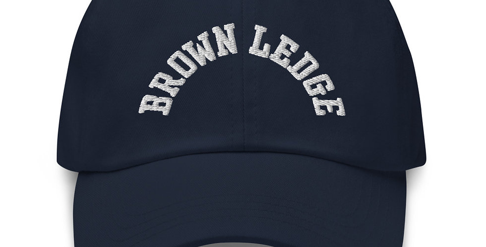 Brown Ledge Classic Dad Hat