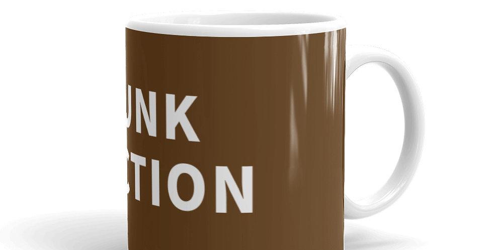 Brown Ledge Skunk Junction Mug