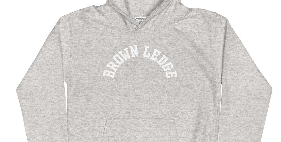 Brown Ledge Classic Kids Hoodie