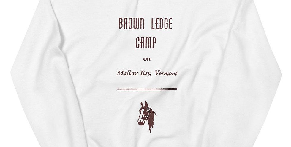Brown Ledge Songbook Sweatshirt