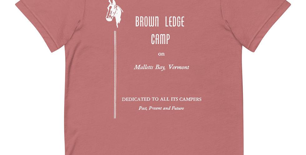 Brown Ledge Songbook Unisex T-Shirt