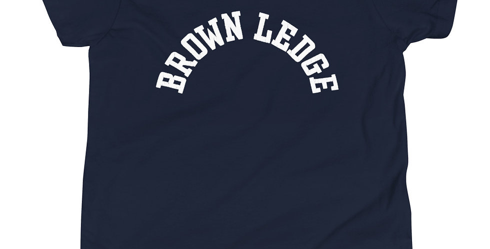 Brown Ledge Classic Youth T-Shirt