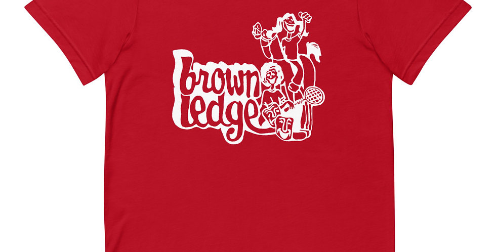 Brown Ledge Vintage Cartoons Unisex T-Shirt