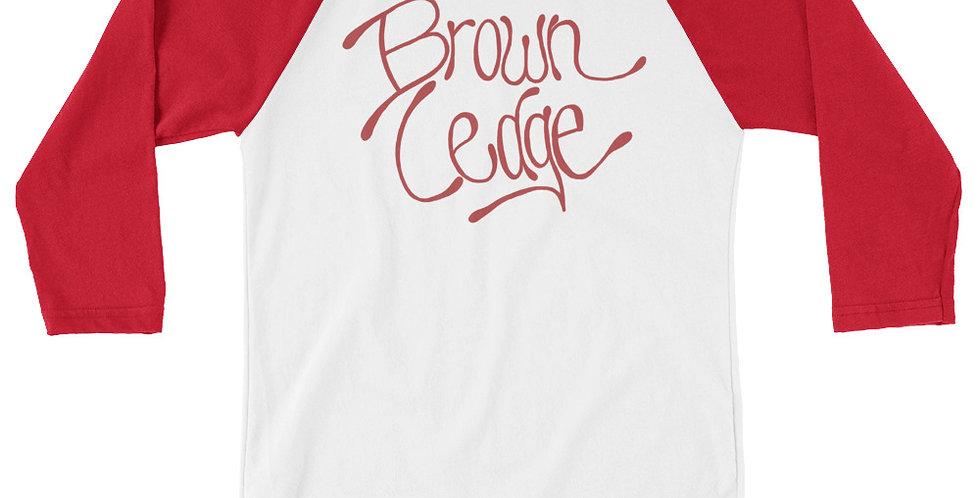 Brown Ledge Baseball Tee