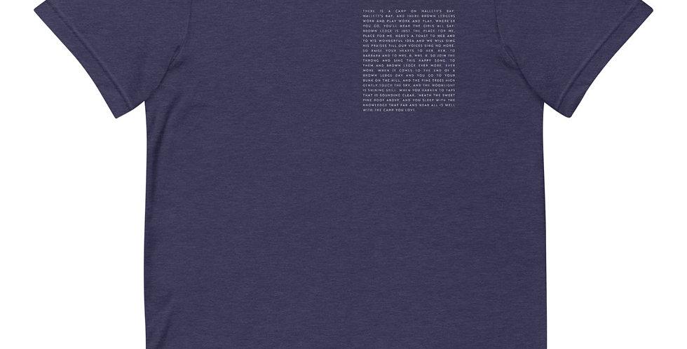 Brown Ledge Goodnight Song Unisex T-shirt