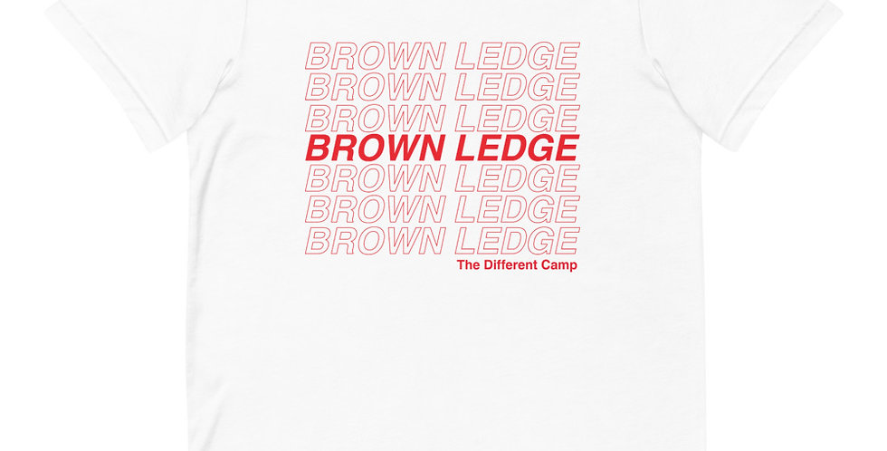 Brown Ledge On Repeat T-Shirt