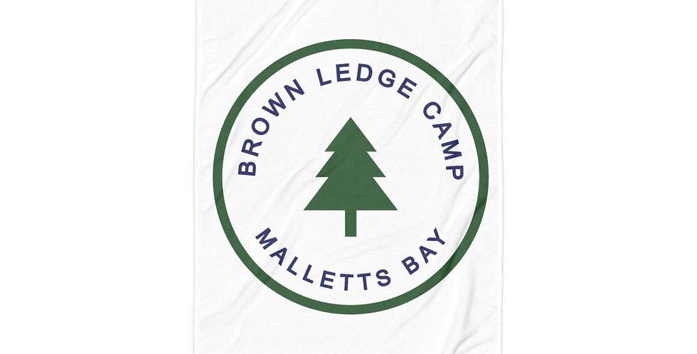 Brown Ledge Basic Towel
