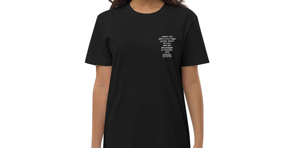 Pine Trees High t-shirt dress