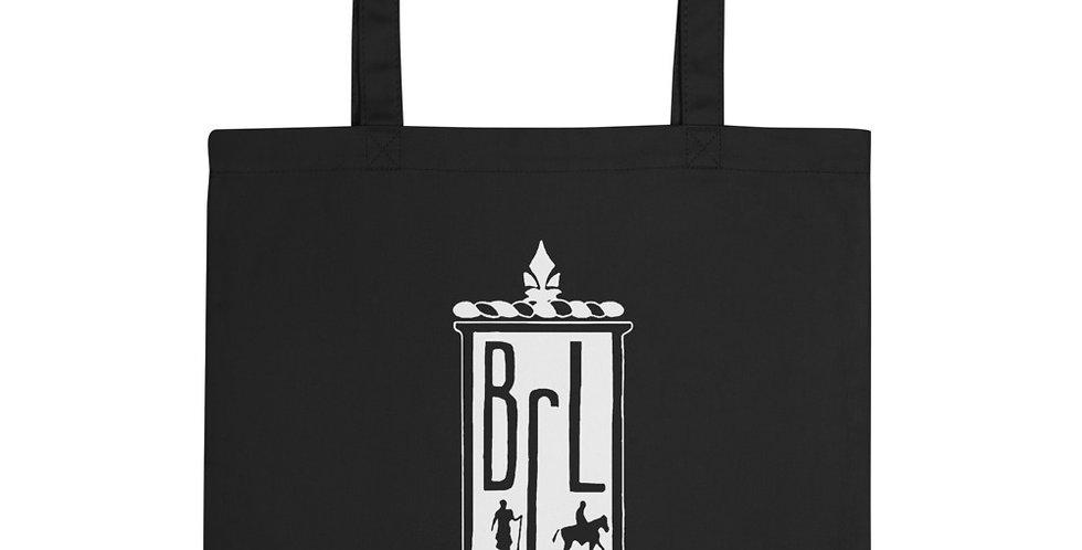 Brown Ledge Crest Tote Bag