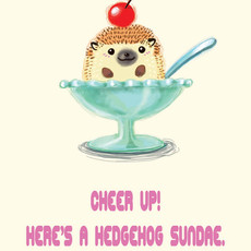 Cheer up Hedgey!