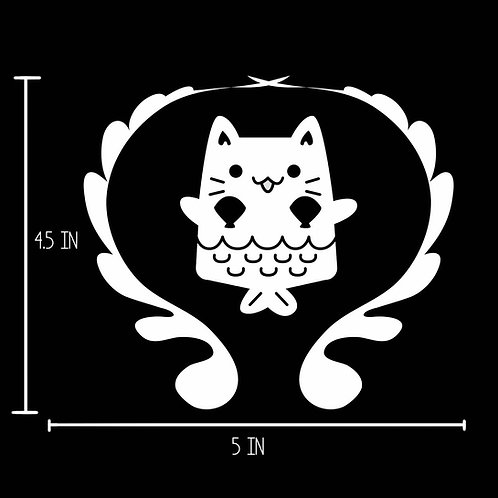 Merkitty Vinyl Decal Sticker