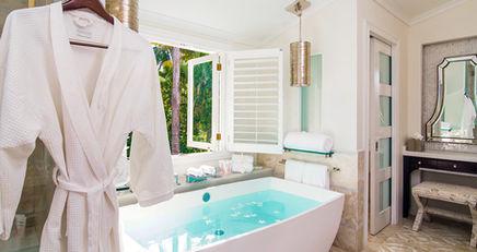 Rio Chico Master Bathroom