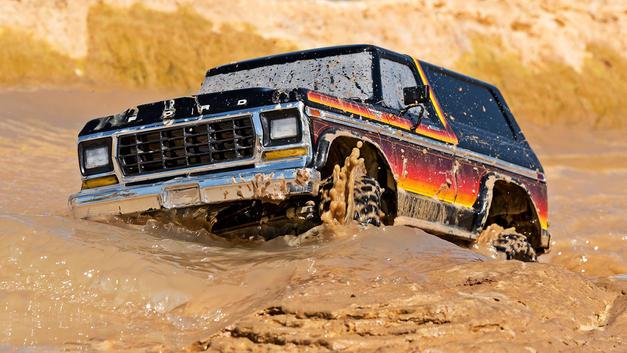 TRX-4 Ford-Bronco