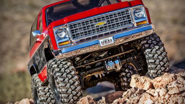 TRX-4 Blazer