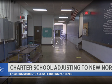 How One Rochester Charter School Continues Engaging Students During Pandemic