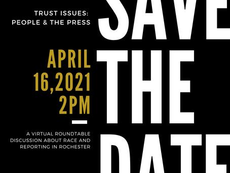 Discussing Trust, Mainstream Media & Covering Communities of Color