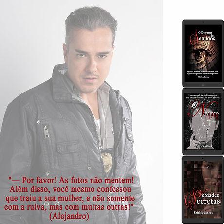 Alejandro divulgando o livro_1.jpg