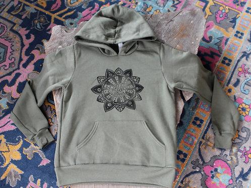 Shaka Mandala Pullover