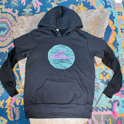 Flying Fish Circle Pullover