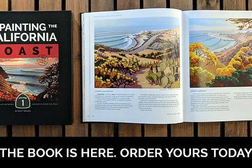 Painting the California Coast Volume 1