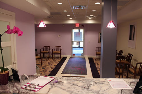 Welcome to Women's Healthcare Imaging of Union, NJ.  Take a seat by our waterfall and relax.  We will be right with you.