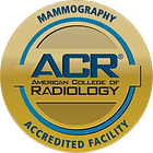 Women's Healthcare Imaging of Union, NJ  is an accredited ACR facility for Mammoraphy.