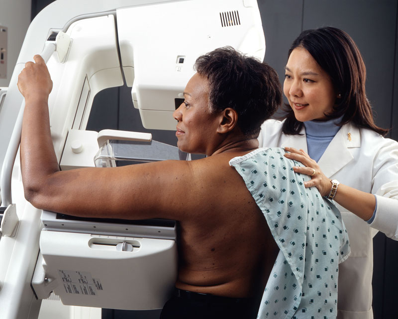 Digital 3D Mammography