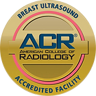 Women's Healthcare Imaging of Union, NJ  is an accredited ACR facility for Breast Ultrasound.