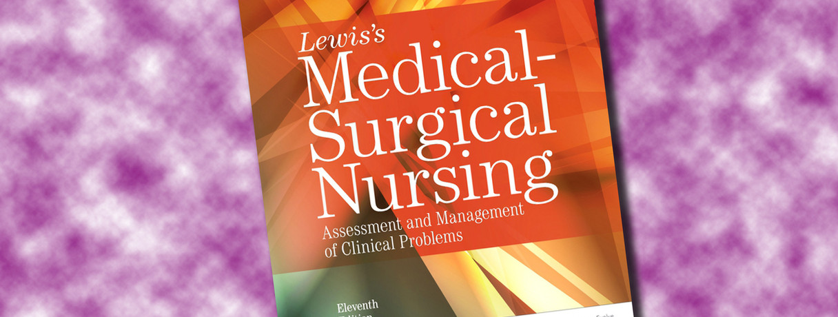 Dr. Choma coauthored several chapters in Lewis's Medical Surgical Nursing