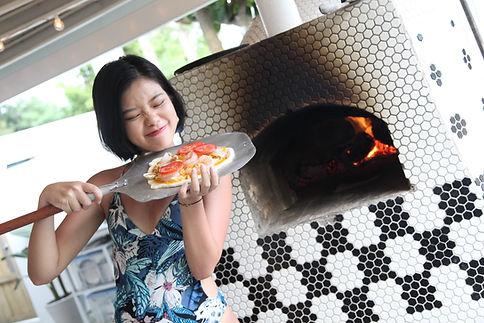 拾日包棟 窯烤披薩體驗