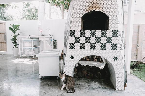拾日 戶外窯烤爐