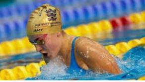 National Success for Scarborough's Amy Corcoran.