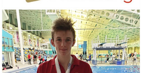 Selection to the Swim England National Development Programme for 2020 for Scarborough Swimmers!