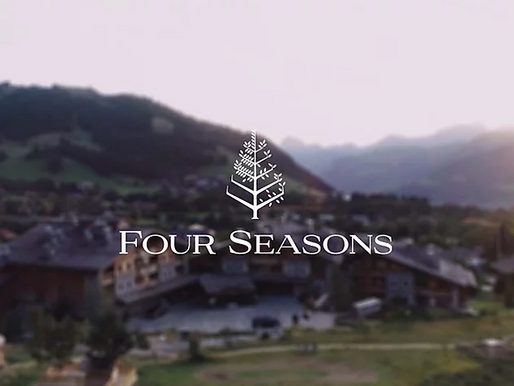 FILM FOUR SEASONS MEGEVE