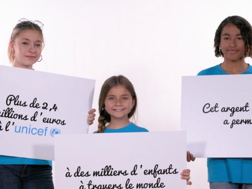 UNICEF x KIDS UNITED