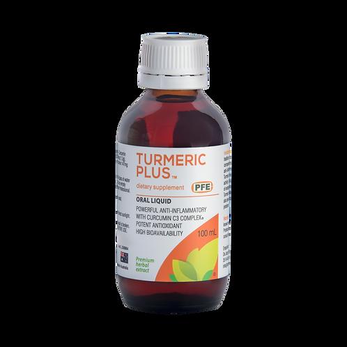 Turmeric Plus 100ml bottle