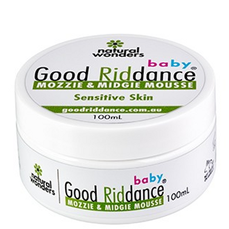 Natural Wonders Good Riddance Baby & Sensitive Skin 100ml