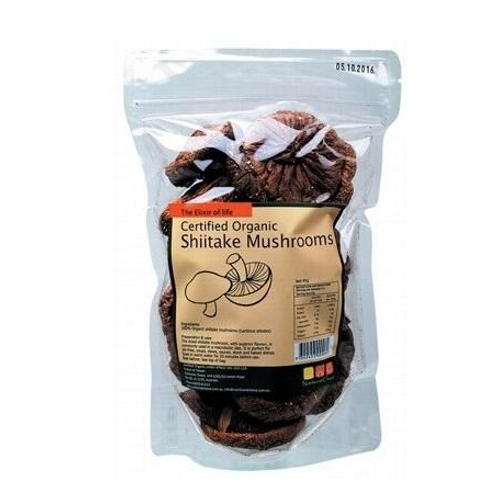 Shiitake mushrooms 45g
