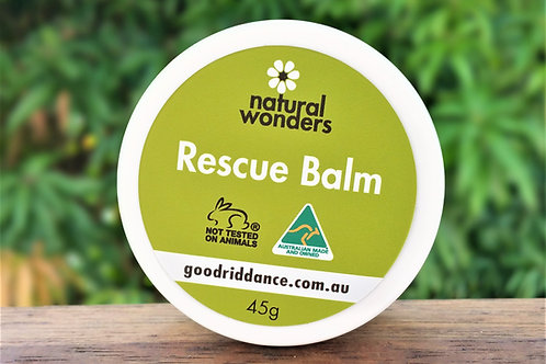Natural Wonders Rescue Balm 45g