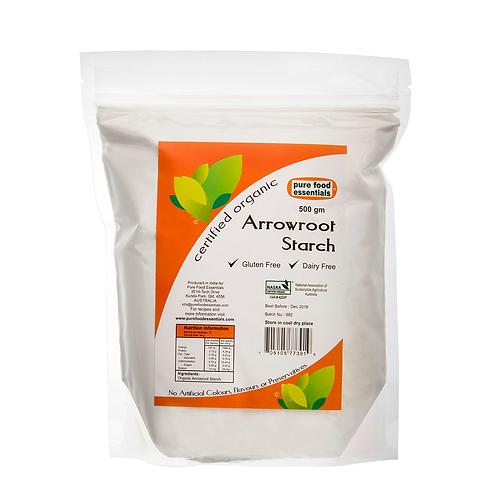 Arrowroot Starch 500 g Pure Food Essentials